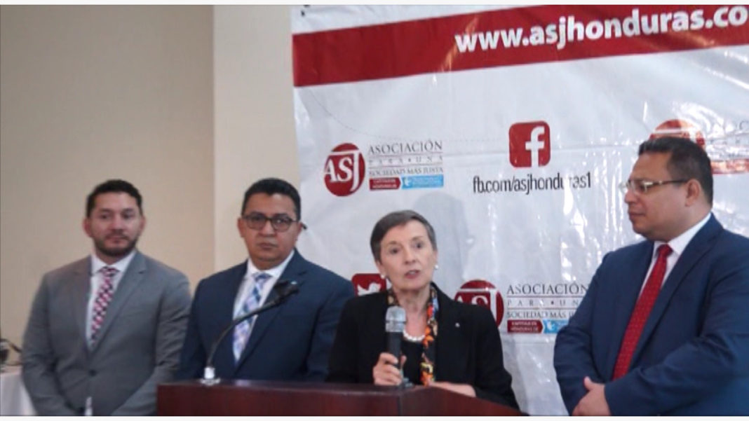 transparencia Internacional en Honduras