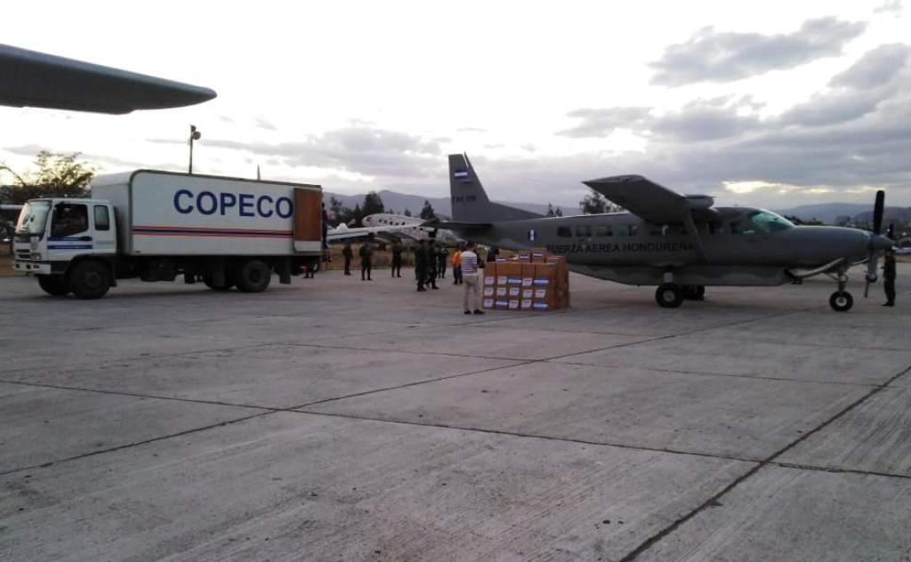 ayuda humanitaria a Venezuela
