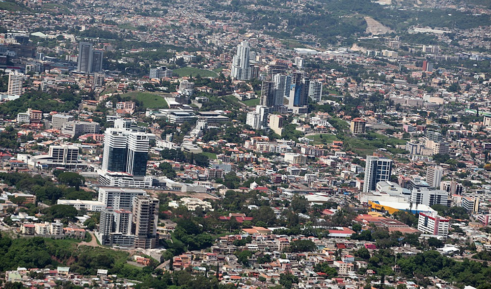 Tegucigalpa vulnerable