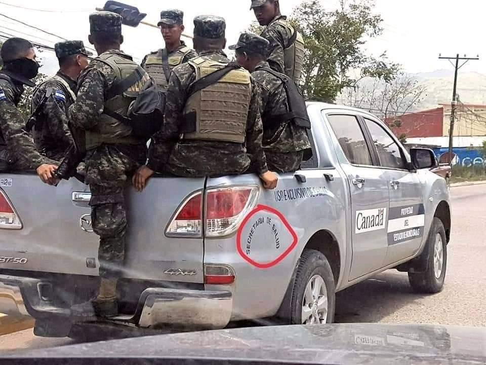 vehiculos fueron donados para combatir chagas