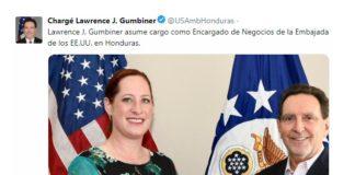 Cambios en la Embajada