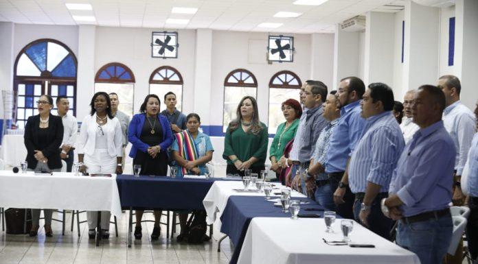 Reunión nacionalistas