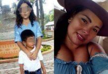 hondureña y sus hijos asesinados