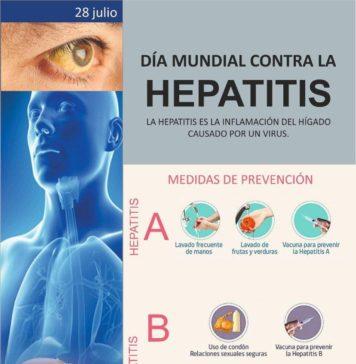 La hepatitis puede ser mortal