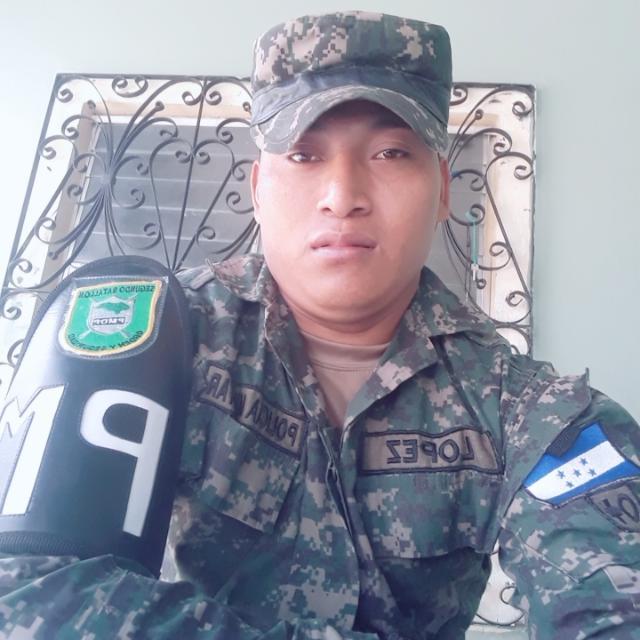 Este es el militar que perdió la vida en el cumplimiento del deber